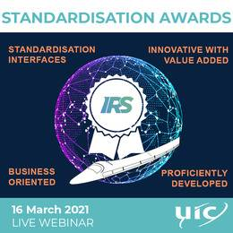 2021-03-17 14:50:00: UIC excellence in standardisation awards